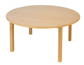 table titi octogonale pied central o