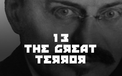 #13 – The Great Terror