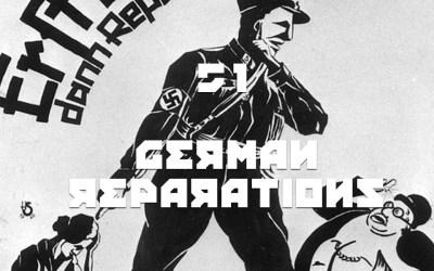 #51 – German Reparations