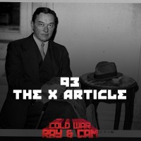 #93 - The X Article