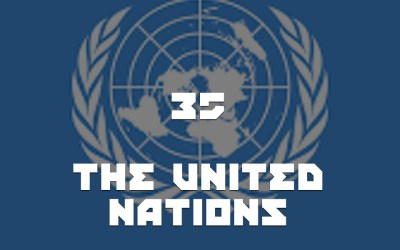 #35 – The United Nations