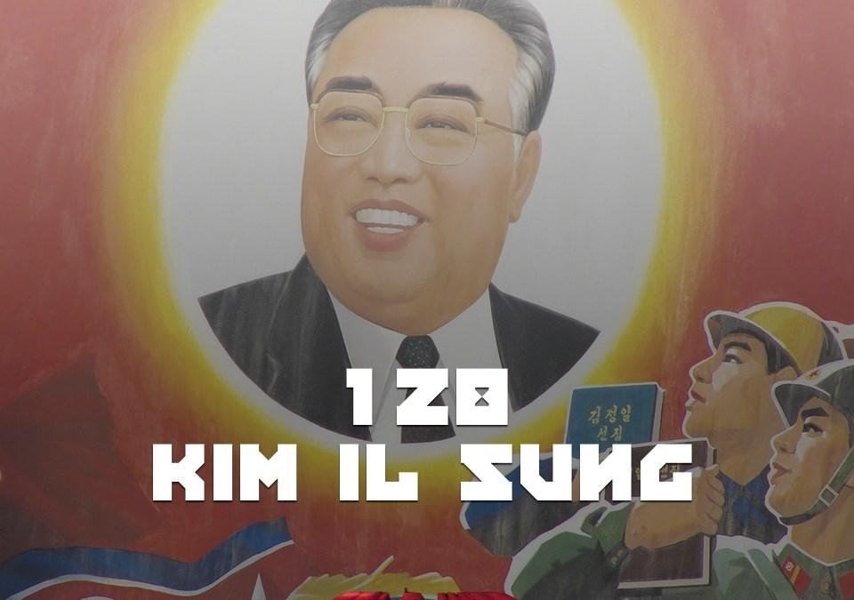 #128 – Kim Il Sung