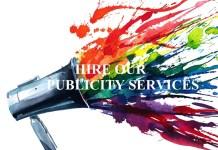 publicity services