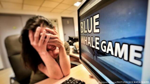 Blue Whale Challenge