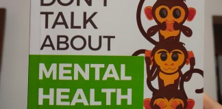 Shhh Don't Talk about Mental Health book review