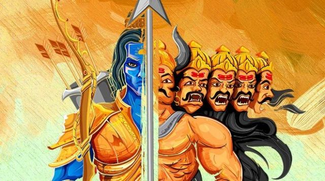 Raavan Hindu Mythology
