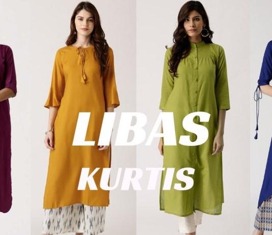 ethnic wear for women libas