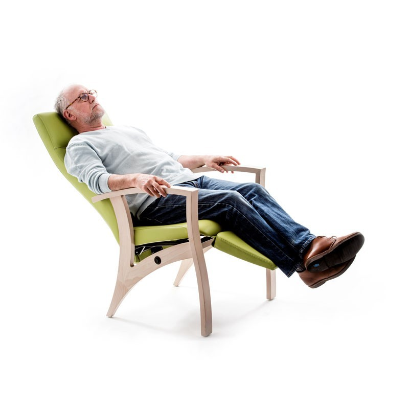 Fauteuil De Relaxation Theorema Avec Repose Pied