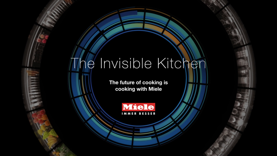 THE INVISIBLE KITCHEN – Sound Design, Sonic Interaction Design and Music Production