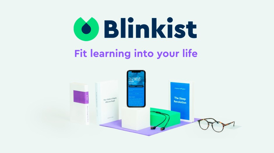 BLINKIST – Audio Branding and Sound Identity