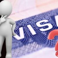 Dúvidas frequentes sobre vistos