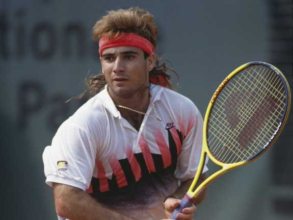 Andre Agassi1