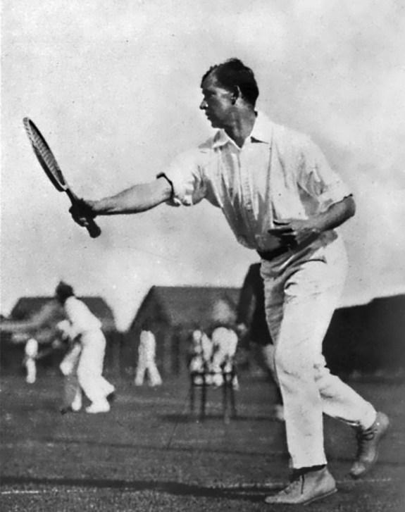 William Larned 1910