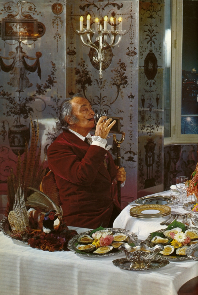The Surrealist Style of Salvador Dali. | A Continuous Lean.