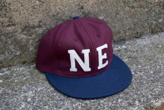 New England Outerwear x Ebbets Field