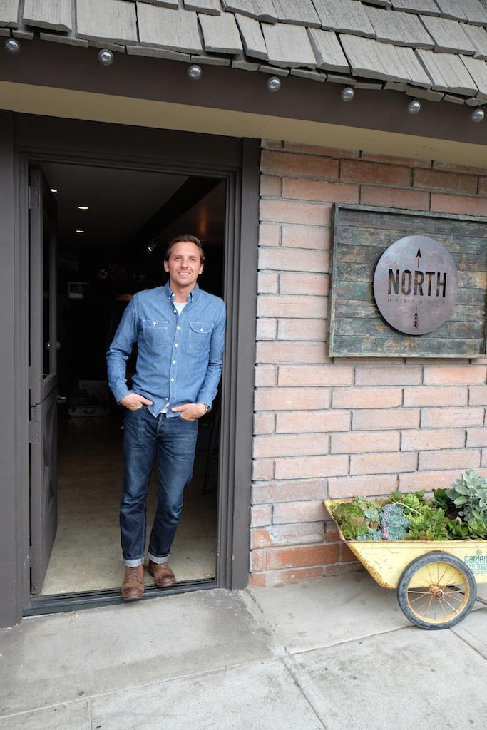 North Menswear | Shopping Anytown USA