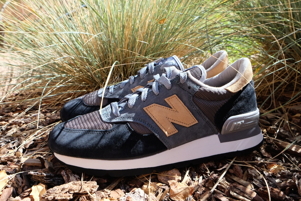 reputable site 2a68a 2495e One of One   Custom New Balance 990s   A Continuous Lean.