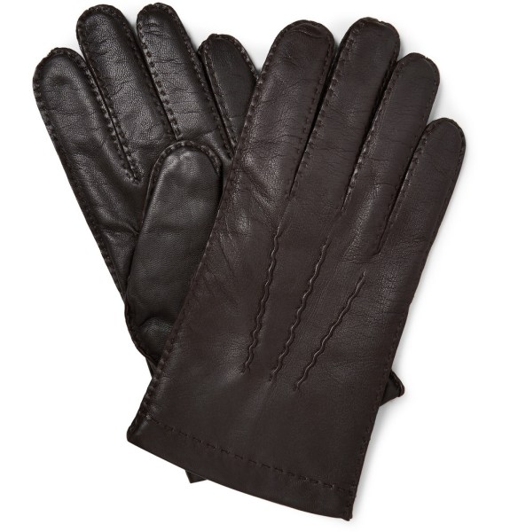 Dents Cashmere Lined Touch Screen Gloves