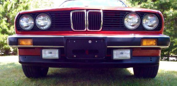 1987 BMW 325 2