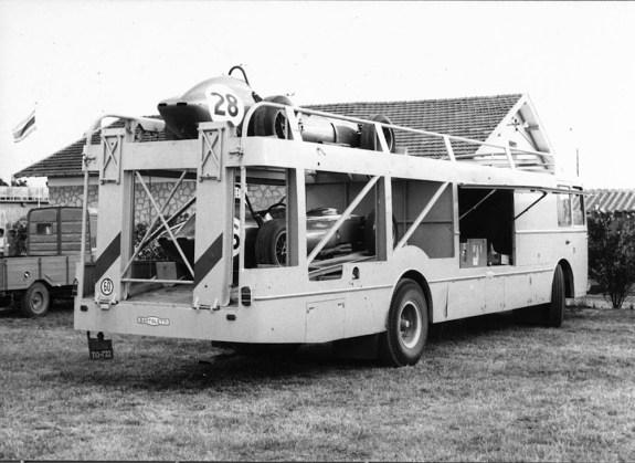 GPL TRANSPORTERS 1960 MAYBE ZANDVOORT REVENTLOW SCARABOORT