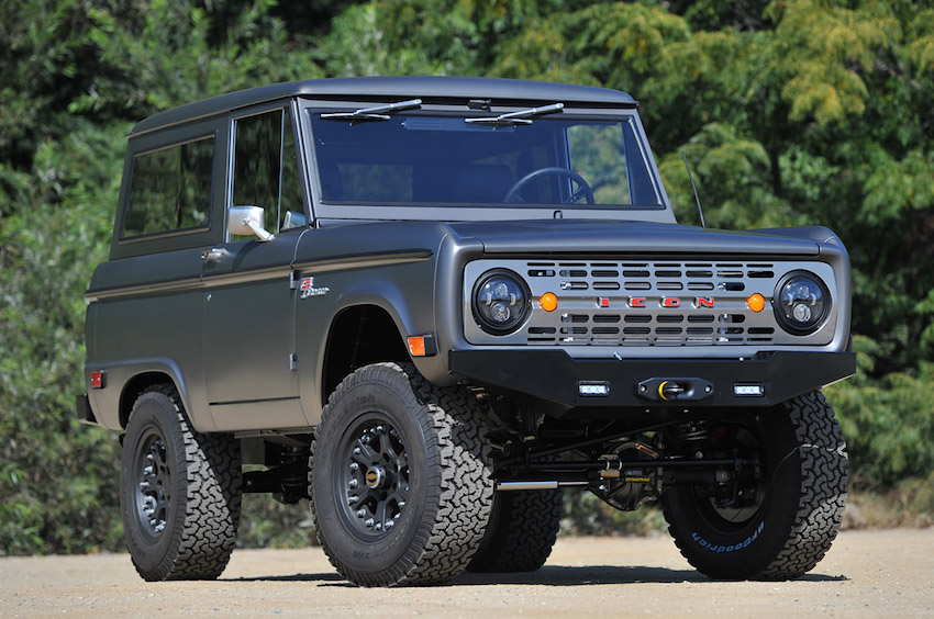Ford Bronco For Sale Craigslist >> Celebrating 50 Years of the Ford Bronco | A Continuous Lean.