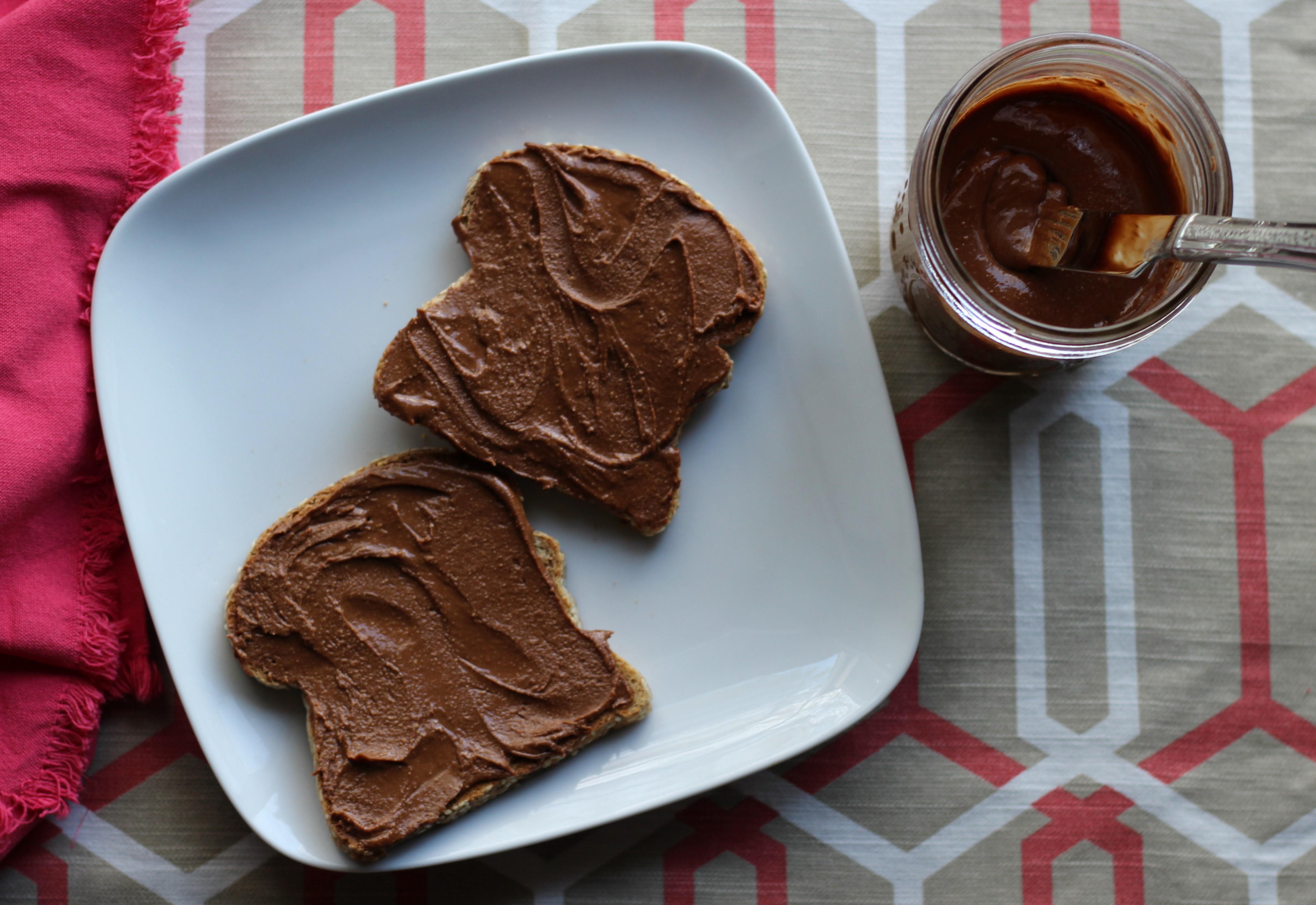 Creamy Chocolate Cashew Butter 5