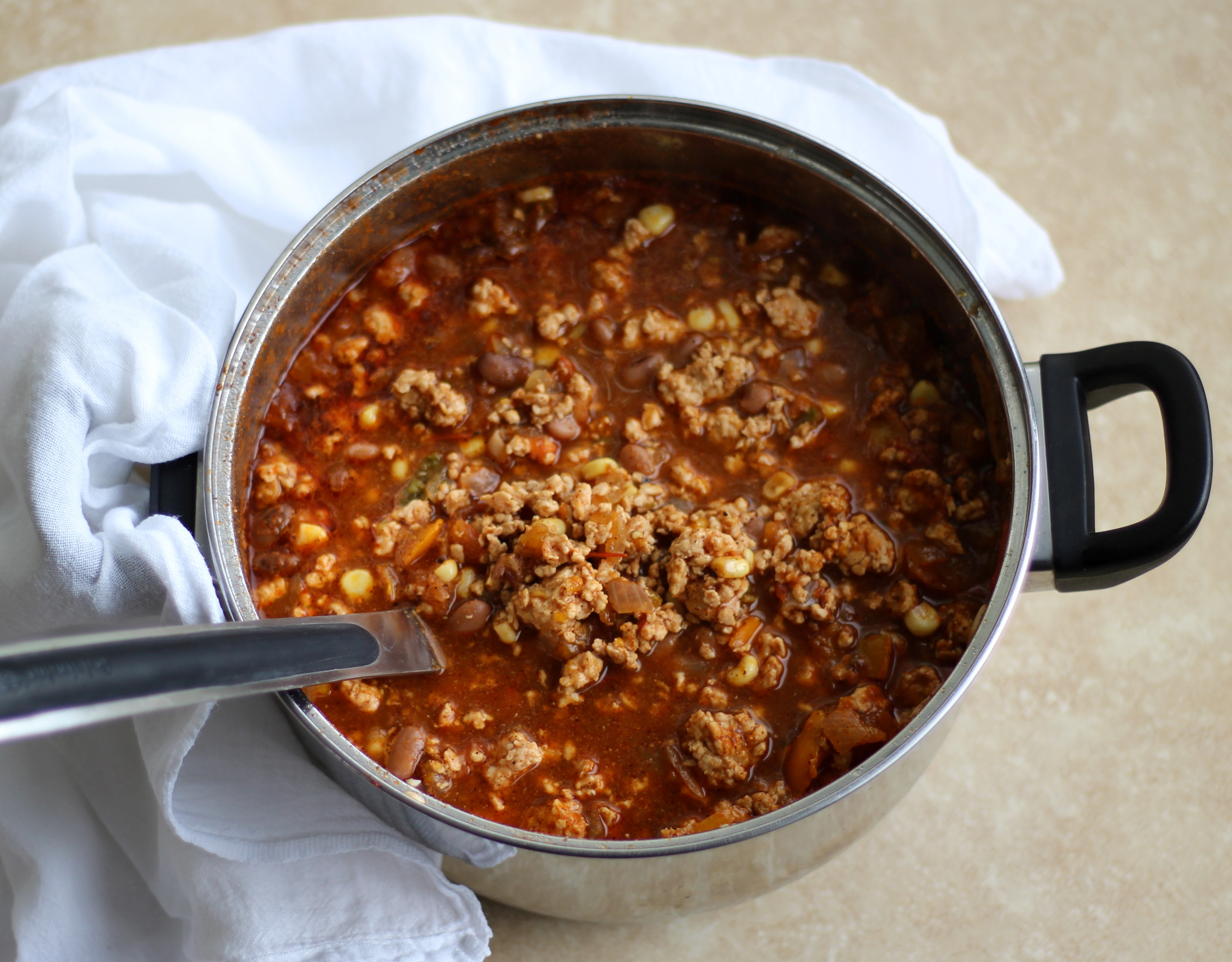 Spicy Turkey Chili 2