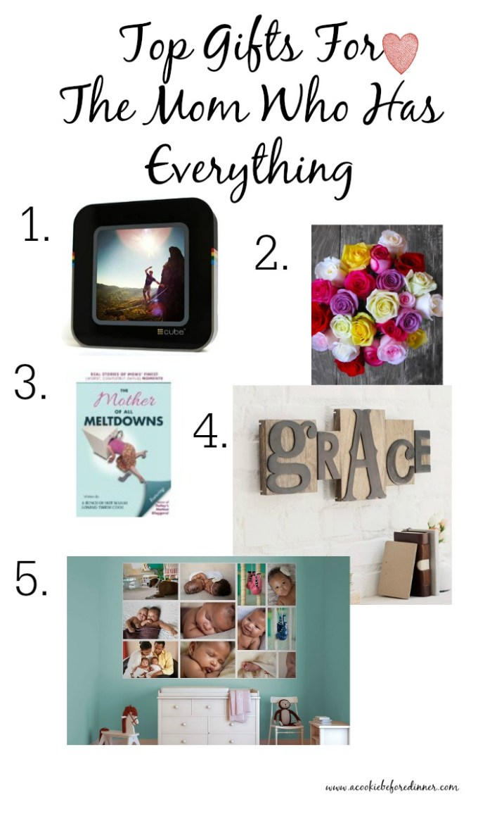 Christmas Gifts For Moms Who Have Everything | Christmaswalls.co