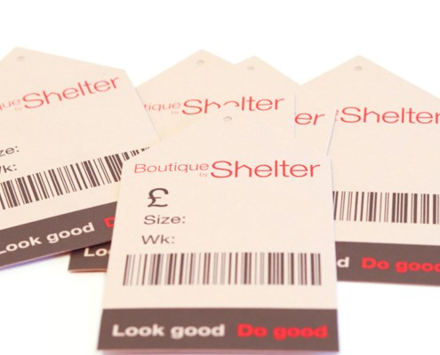 shelter labels