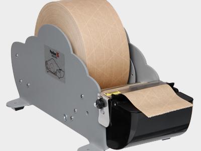 adhesive paper tape dispemser