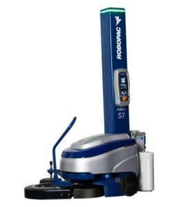 iWrap S7 Robopac Robot pallet wrap machine, now available with the super deduction tax break