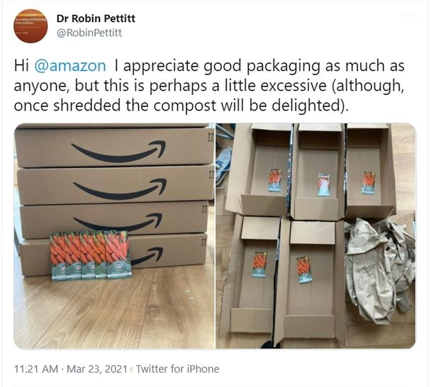 How the wrong packaging can disrupt your journey to carbon neutral