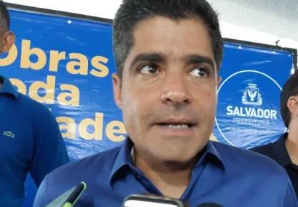 ACM Neto: 'Convidei o governador pessoalmente para participar da abertura do Carnaval'