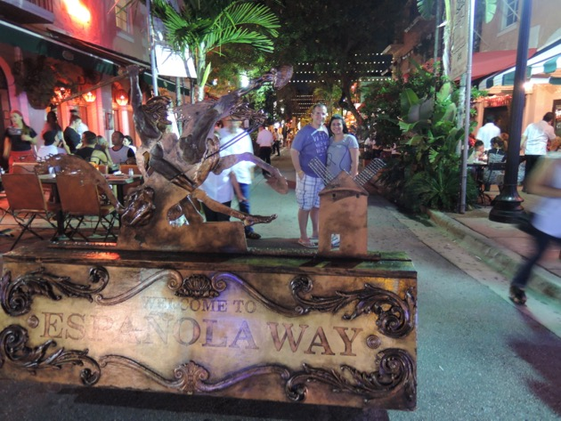 Española Way | Miami Beach