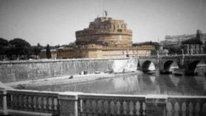 Curiosidades sobre o Império Romano - Castelo de Sant'Angelo