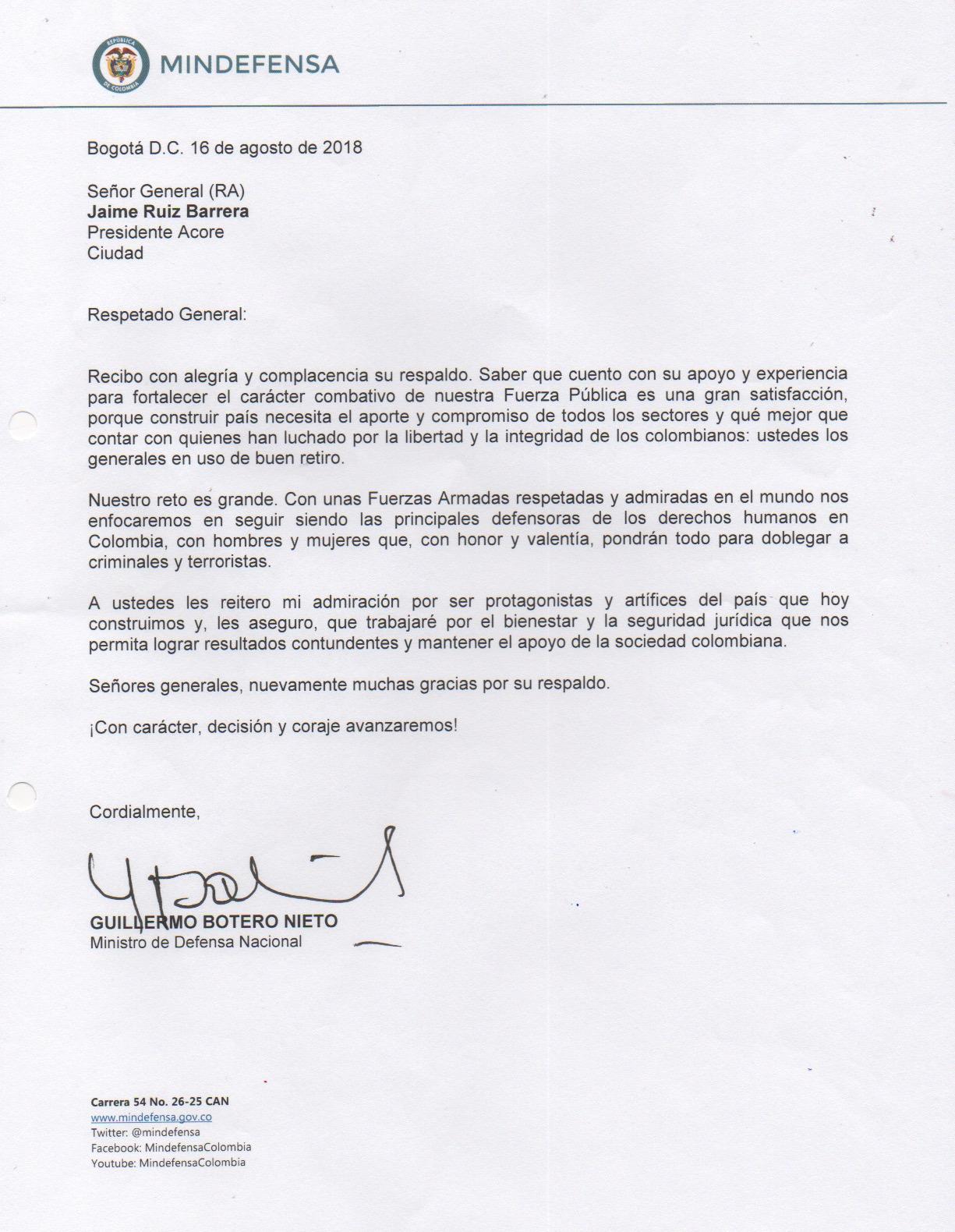 Formato Carta Recomendacion Laboral Chile Carta de Recomendacin