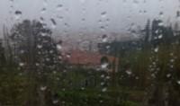 chuva mau tempo
