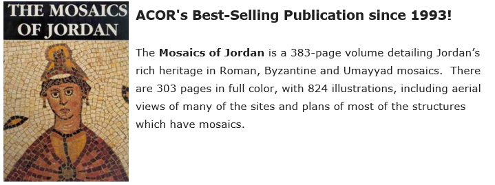 ACOR Publications: Best Seller