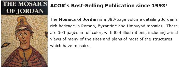 ACOR Publications: Best Seller