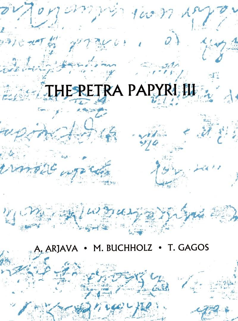 Petra Papyri III