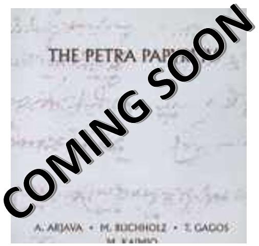 Petra Papyri Volume V
