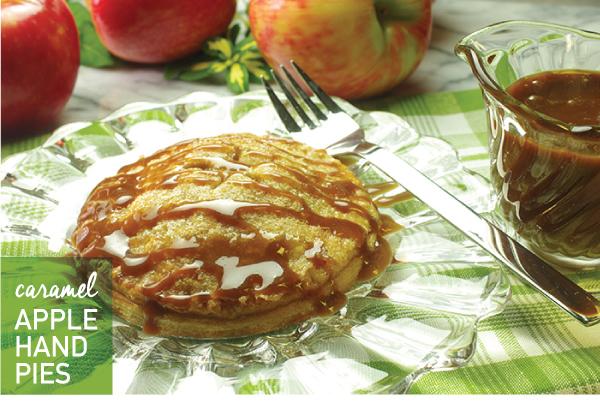 RECIPE: Caramel Apple Hand Pies