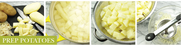Prep Potatoes