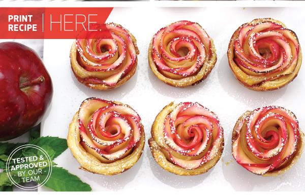 RECIPE:Apple Roses