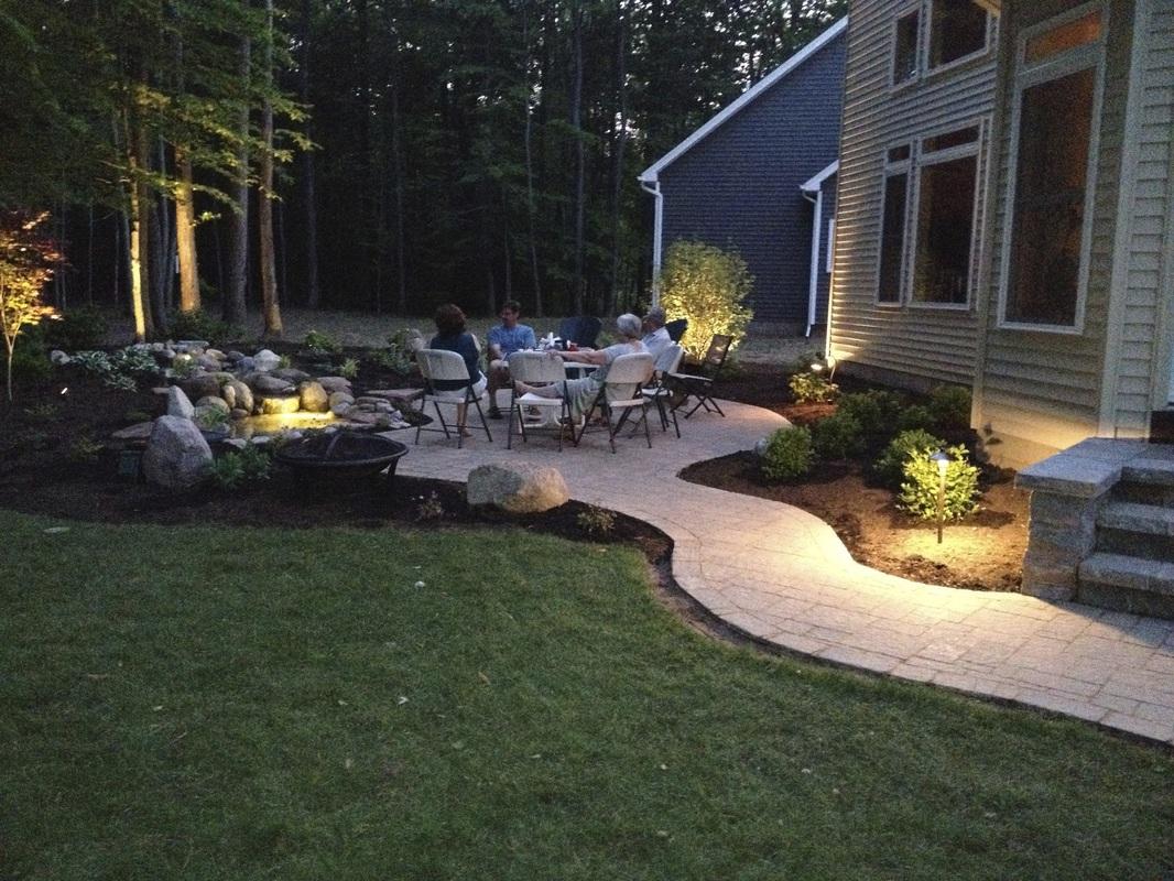ny outdoor landscape lighting repair