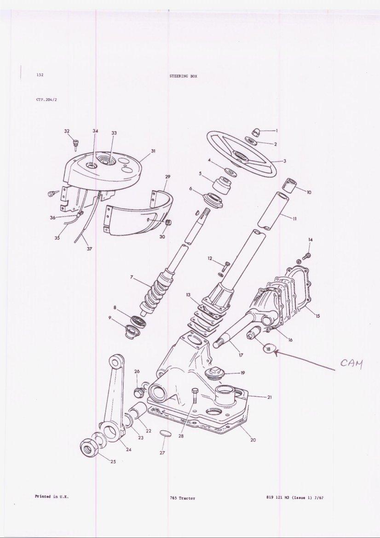 mey ferguson 135 starter wiring diagram starter assembly
