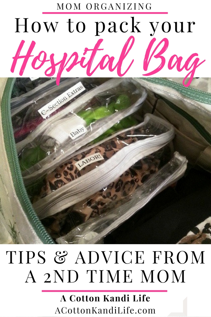 How To Pack Your Hospital Bag Advice From A Second Time