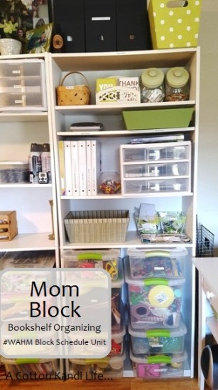 How to Build a Mom Block Command Center