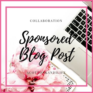 Submit your Content to A Cotton Kandi Life for a Sponsored Blog Post