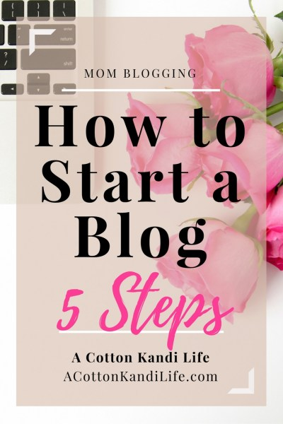 How to Start a Blog in 5 Steps with WordPress and Siteground. How to start your blogging adventure. Mom Blogging